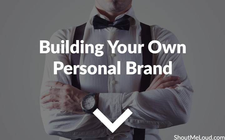Building Your Own Personal Brand SML