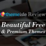 ThemeIsle Review: Beautiful Free and Premium Themes
