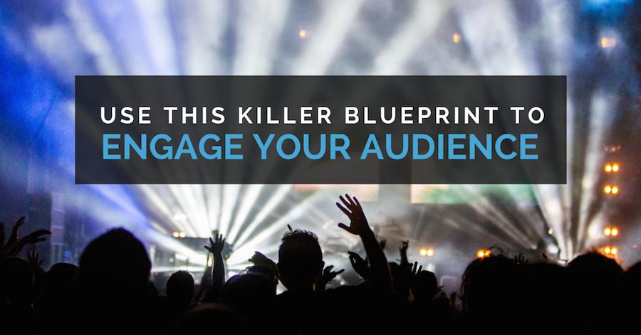 Blueprint for a killer webinar.