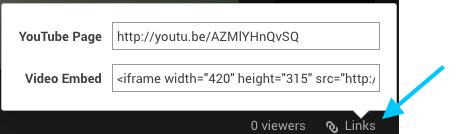 Grab the Google HOA embed code