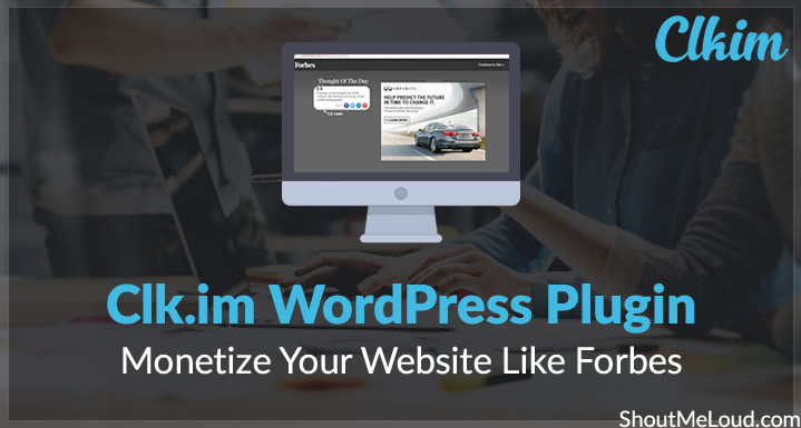 Clk.im WordPress Plugin