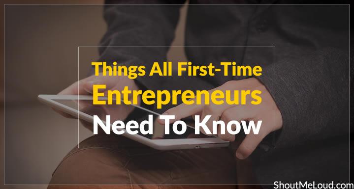 Tips for First-Time Entrepreneurs