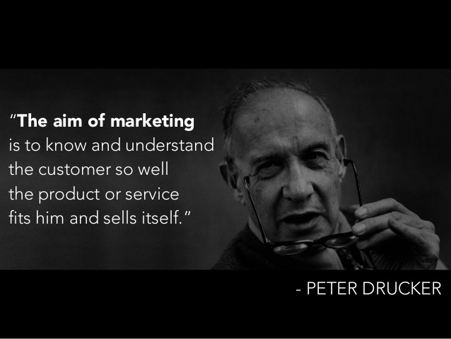 the-aim-of-marketing-is-to-know-and-understand-the-customer