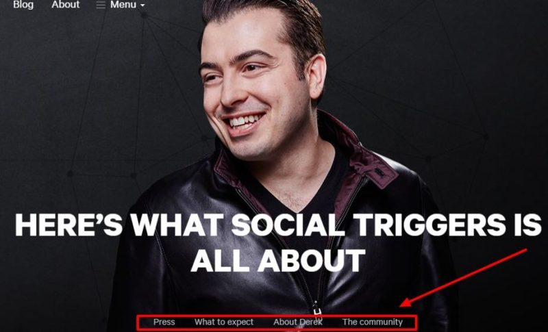 About Social Triggers