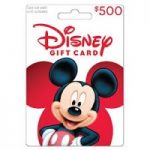 Disney Gift Card Discounts: 10%+ Off Your Disney Cruise or Vacation