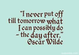 Stop Procrastinating By Setting Priorities