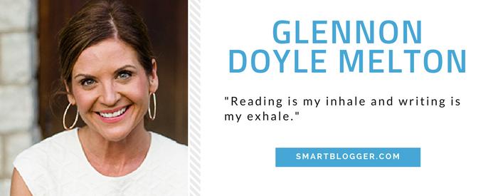 Glennon Doyle Melton - Writing Tips