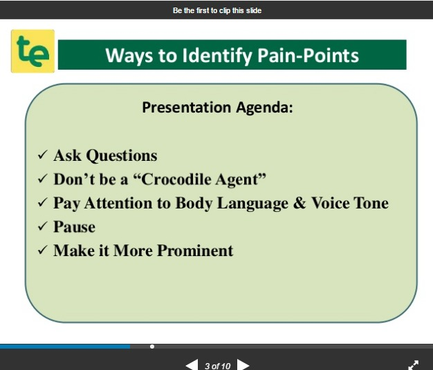 Identify Your Customer Pain Points