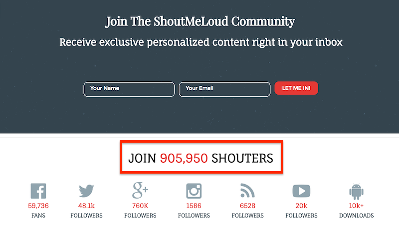 Add Social Proof To Your Blog