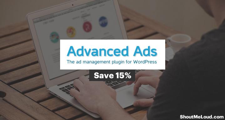 Advanced Ads Discount