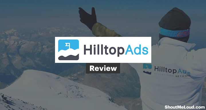 HilltopAds Review