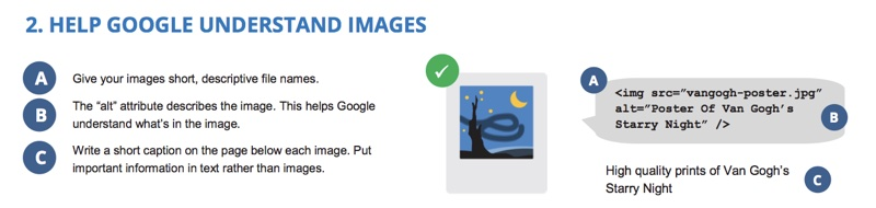 Image SEO Guidelines