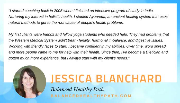 Jessica Blanchard quote