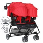 ZOE XL2: Our Favorite Lightweight Double Stroller for Travel