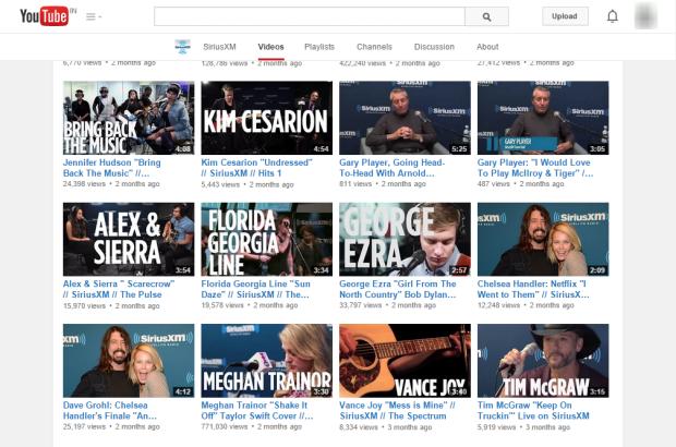 Custom YouTube tumbnails