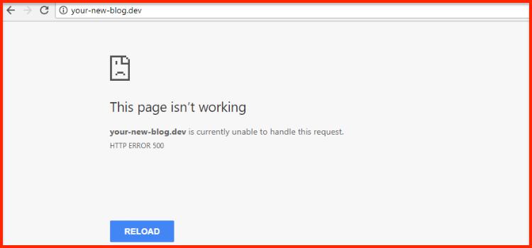 Fix The White Screen Of Death In WordPress