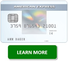 Amex Everyday Card w Button