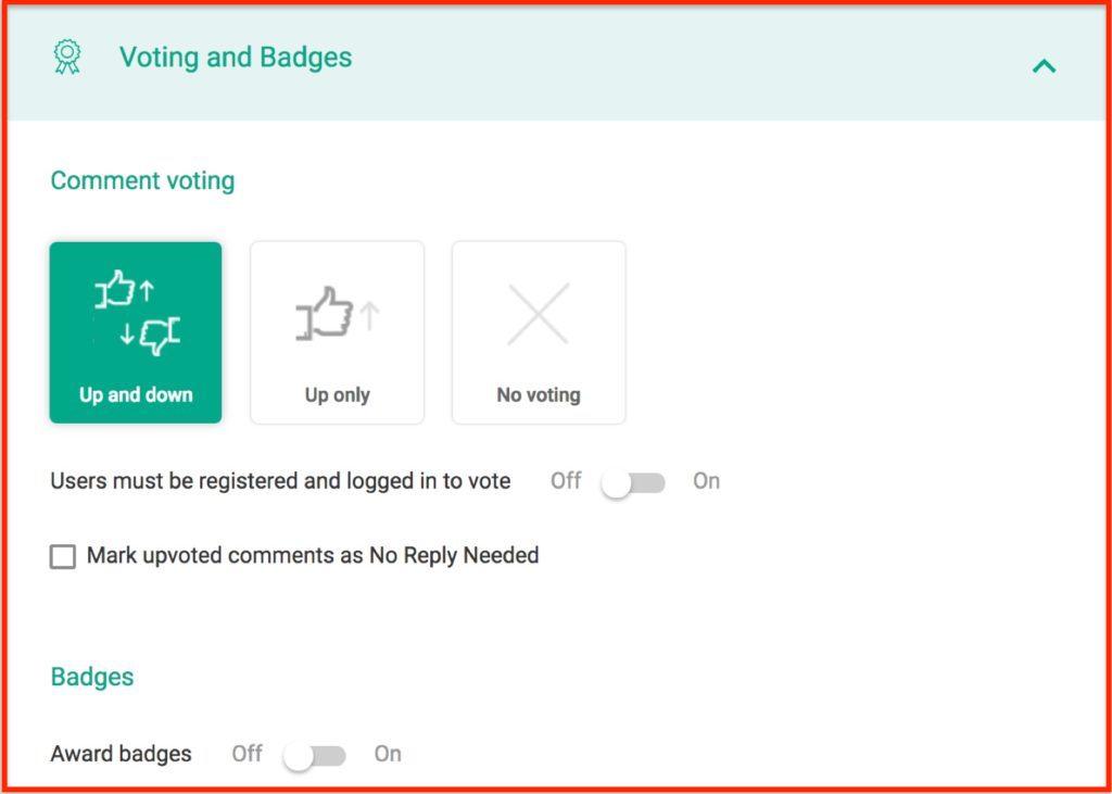 WordPress Comment Voting
