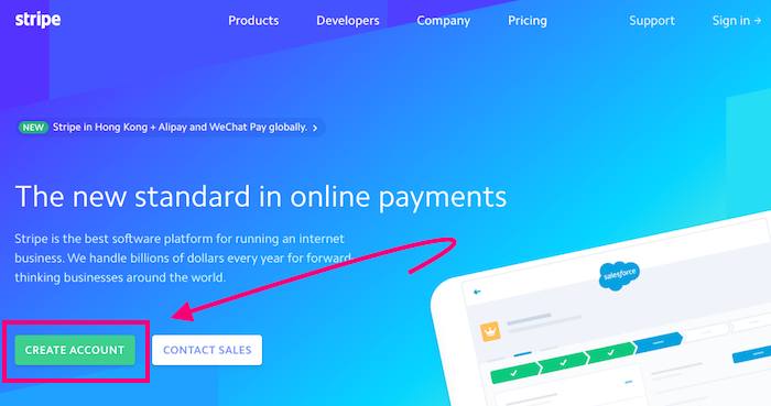 Stripe - Online Payments