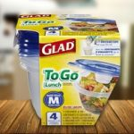 TopCashBack: Free Glad Food Containers for Existing Members (+$10 Bonus For New Members)