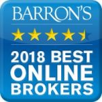 Barron's Best Stock Brokerage Rankings 2018