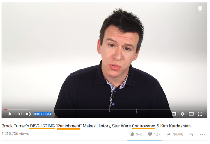 Use Power Words on Youtube Videos - Philip DeFranco