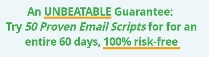 Use Power Word on Sales Page Guarantees - Ramit Sethi