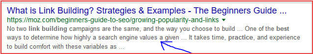 Optimize Your Meta Description For SEO