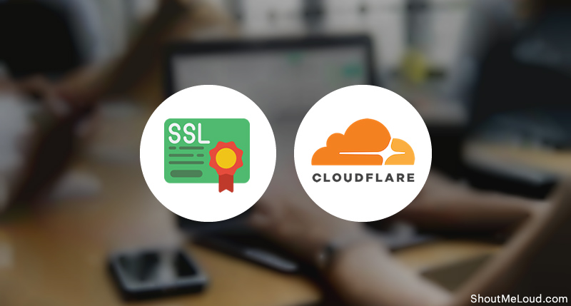 Implement SSL For Free Using Cloudflare