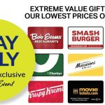 Sam's Club 1-Day Sale 11/10 : $100 Face Value Gift Cards for $70 + Groupon Membership Deal