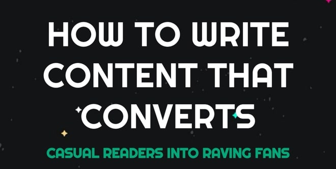 eBook: How to Write Content that Converts
