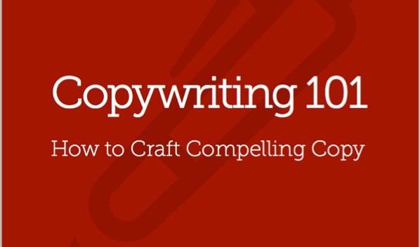 eBook: Copywriting 101